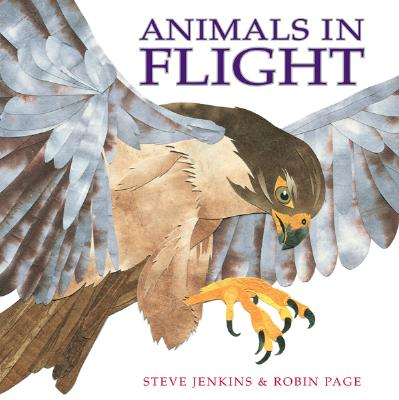 Animals In Flight By Jenkins, Steve/ Page, Robin