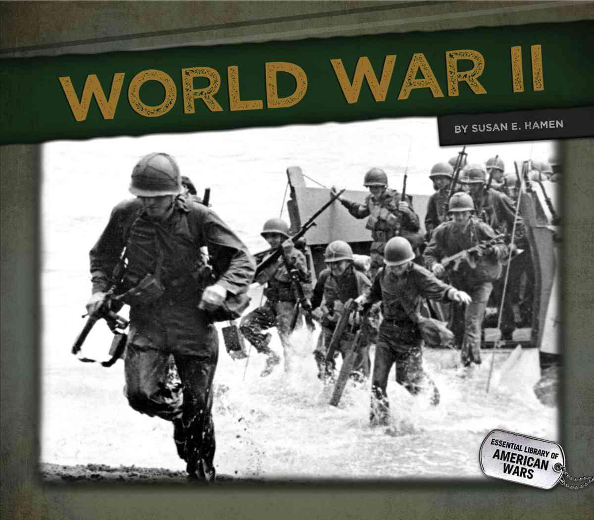 World War II By Hamen, Susan E.
